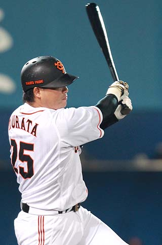 村田の本塁打捨てる打法はどうなの