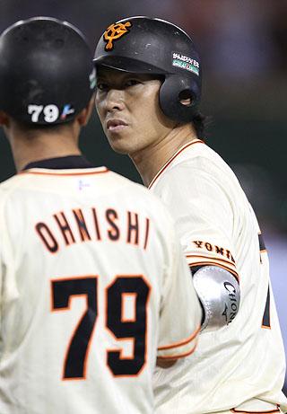【長野久義】 1年目新人王 2年目首位打者