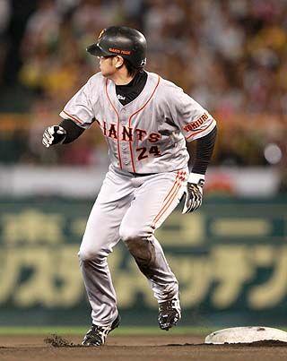 【遅報】高橋由伸、2打数1安打2四球2盗塁