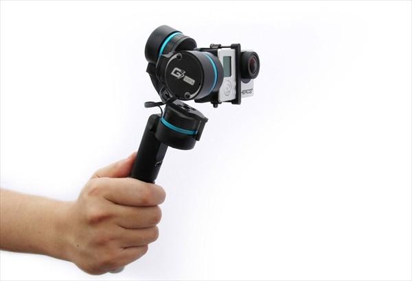 GoProブログ・電動3軸ジンバルの画像