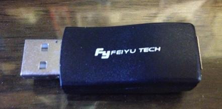 GoProブログ・FeiyuTechのUSBデータコネクター