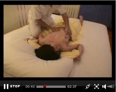 女性の性感マッサージ盗撮動画