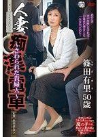 人妻痴漢電車〜さわられた貴婦人〜 篠田有里