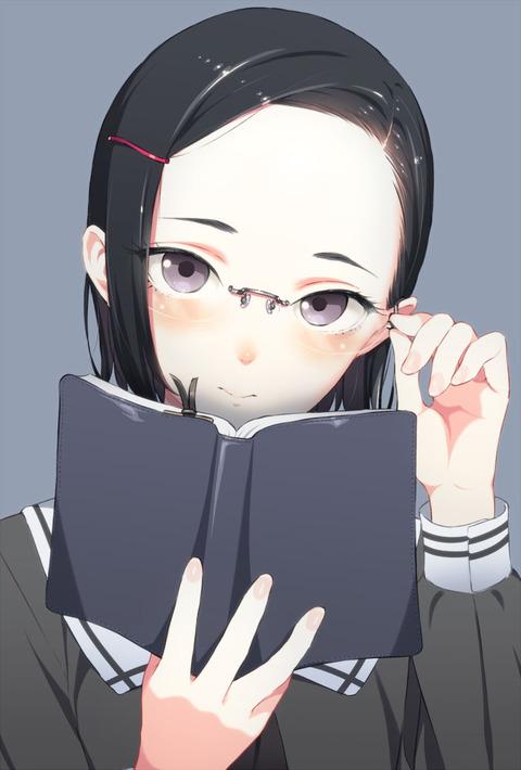 眼鏡_メガネっ娘_二次エロ画像17061601001