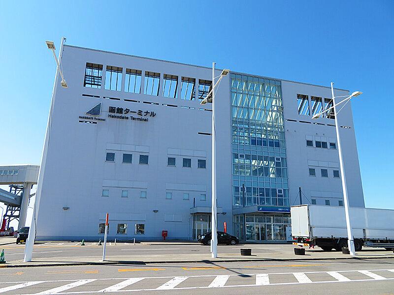 津軽 海峡 フェリー 函館