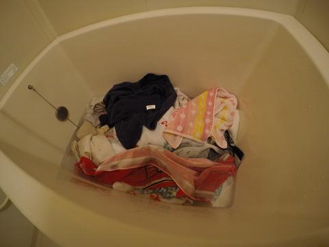 タオル洗濯1