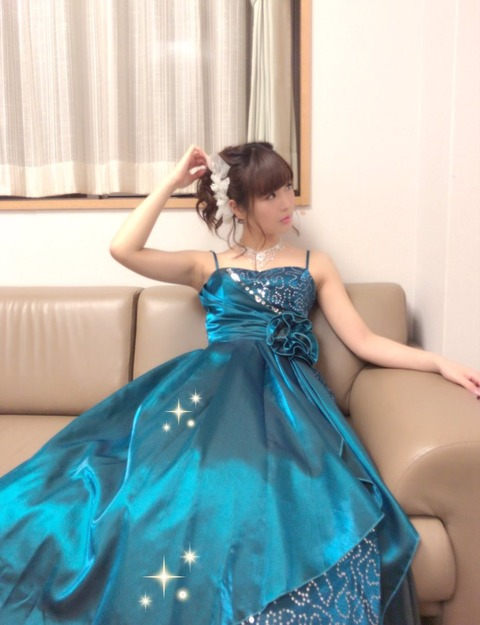 「ガルパン オーケストラ・コンサート 追加公演」楽屋での声優・渕上舞さんが美しい