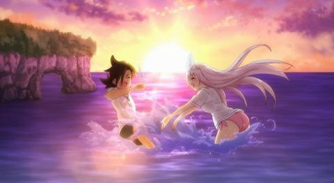 アニメ版《ゆらぎ荘の幽奈さん》12話(最終回)感想・画像 コガラシさんと幽奈さんは凄く良いコンビだ