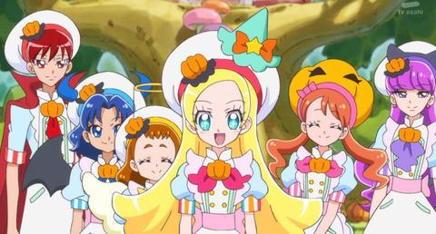 《キラキラ☆プリキュアアラモード》37話感想・画像 映画の入り口となるお話!シエルの関係者って濃い片ばっかだな