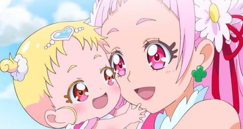 《HUGっと!プリキュア》1話感想・画像 プリキュア15周年作品「HUGっと!プリキュア」ここに開始!!!