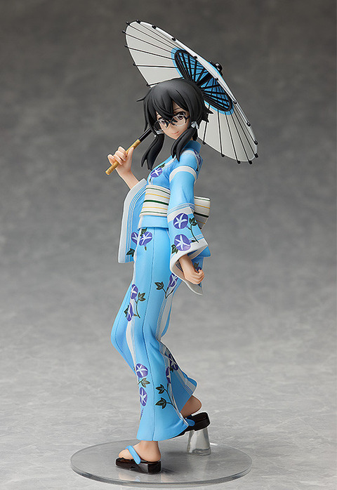 《SAO》フィギュア「朝田詩乃 浴衣Ver.」予約開始!浴衣デザインと見返り姿がミステリアスな彼女の魅力を更に引き立てます
