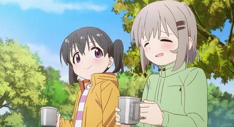 《ヤマノススメ サードシーズン(3期)》6話感想・画像 ヤマノススメじゃなく、コーヒノススメだったな