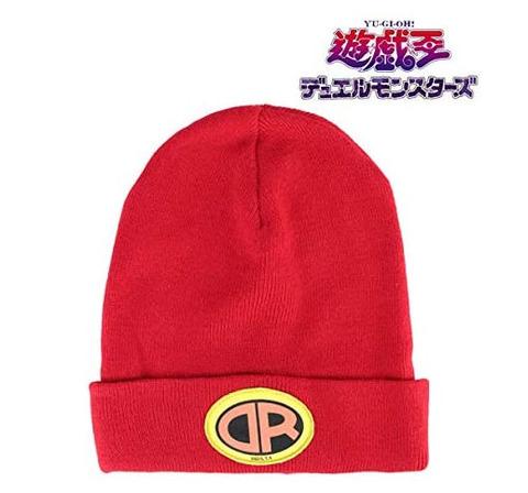 「遊戯王 ダイナソー竜崎のニット帽」予約開始!ダイナソー竜崎が着用しているニット帽をイメージしてデザイン