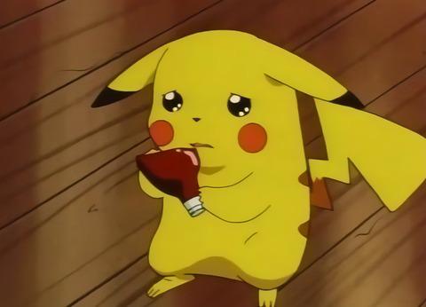 《ポケモン》ピカチュウが「ケッチャプ」好きって設定結構好きなんだ