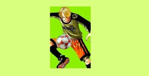 《ワンピース》のキャラ1人をサッカー日本代表に入れて優勝するには