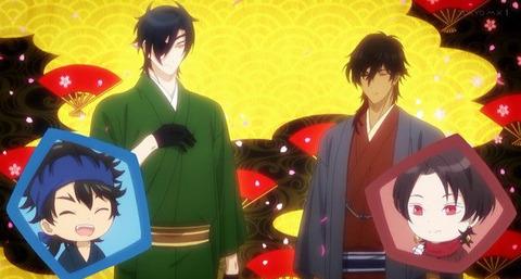 《続 刀剣乱舞-花丸-(2期)》6話感想・画像 伊達組ファッションショー