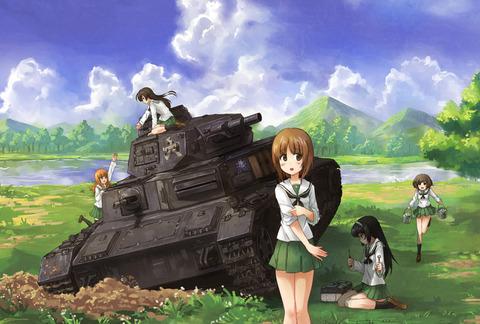 5年前のワイ「うおおおお何だこの戦車アニメ!ガルパン面白いなぁ」