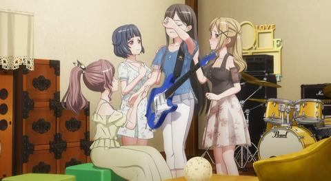 《BanG Dream! 2nd Season(バンドリ2期)》11話感想・画像 最高に泣ける回だった