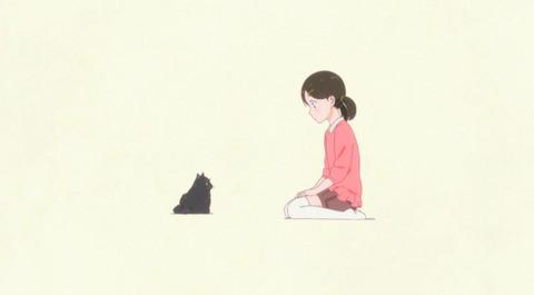 《彼女と彼女の猫 -Everything Flows-》2話感想・画像 言葉は通じなくても気持ちは伝わる