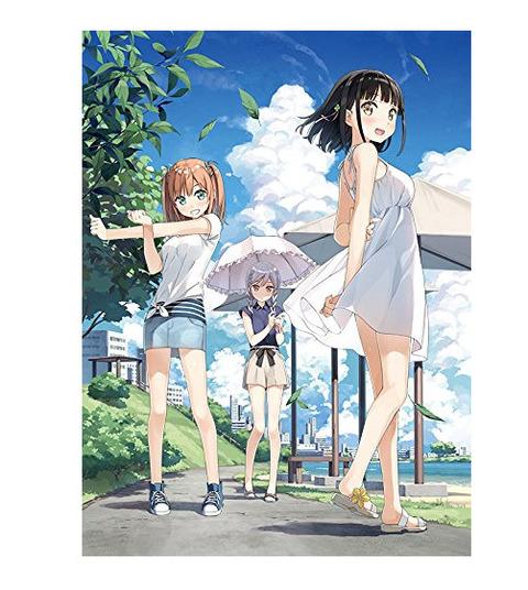 アニメ「One Room セカンドシーズン」Blu-ray予約開始!あなたの部屋ではぐくむ3人の女の子たちとの物語