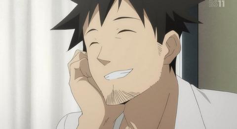 《亜人ちゃんは語りたい》にやたらガタイがいい男教師いるじゃん