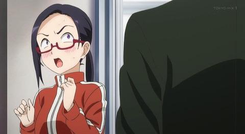 《亜人ちゃんは語りたい》7話感想・画像 亜人刑事、宇垣とクルツ登場!佐藤先生可愛かったな