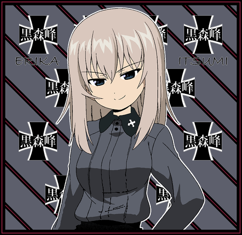 erika_itsumi_angel_of_kuromorimine_i_by_mirage2000-d9fgp4t