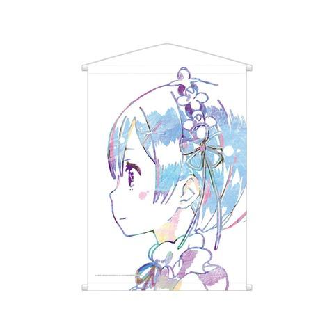 《Re:ゼロ》Ani-Art タペストリー「レム」3種予約開始!!!