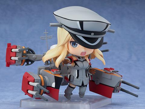 《艦これ》ねんどろいど「Bismarck(ビスマルク)改」予約開始!「zwei」、「drei」への簡易換装も可能となる大ボリューム