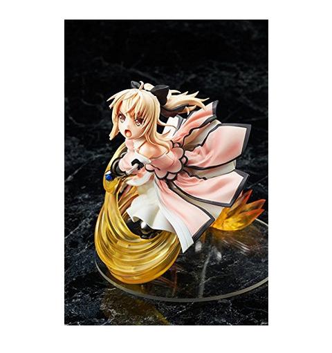 《プリズマ☆イリヤ》フィギュア「イリヤ/セイバー」予約開始!イリヤの雄姿を細部にまで拘って立体化