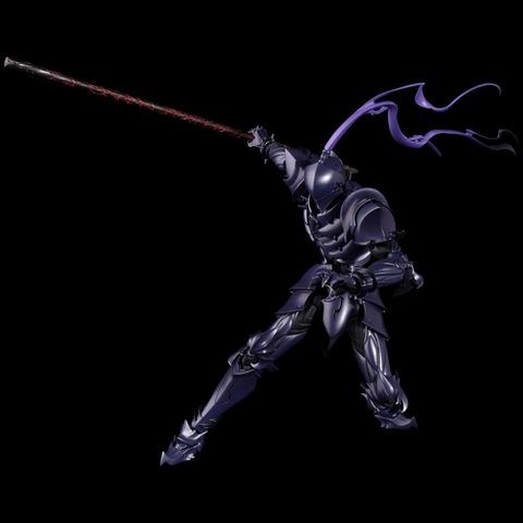 《FGO》フィギュア「バーサーカー/ランスロット」予約開始!劇中でも印象的だった「鉄柱」の2種類の武器が付属