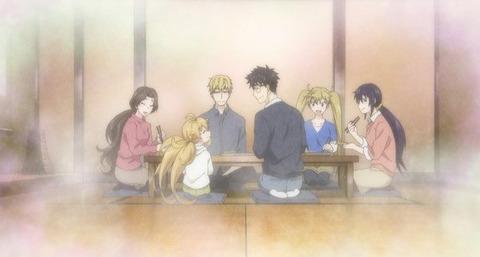 《甘々と稲妻》12話(最終回)感想・画像 最後はみんなで仲良くお好み焼き!ほんと暖かくて優しいアニメだった