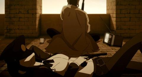 《キノの旅 -the Beautiful World- the Animated Series》7話感想・画像 師匠の痛快な戦いっぷりがわかってよかった