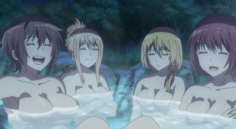 《ソウナンですか?》8話感想・画像 温泉を楽しむだけじゃ終わらない