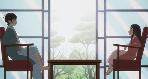 《かくしごと》10話感想・画像 かくしごとが多い温泉旅館は先生にはキツいですね