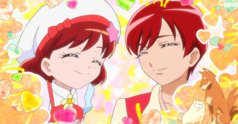 《キラキラ☆プリキュアアラモード》15話感想・画像 あきらさんの妹のみくちゃんがキラパティにやって来た