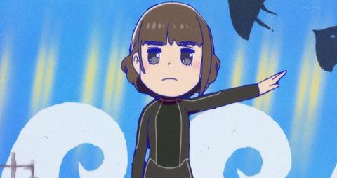 《おそ松さん 第2期》8話感想・画像 彼女ちゃんの前ではイルカにもなれるんだね
