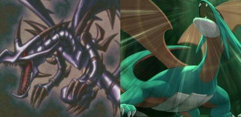 「レッドアイズブラックドラゴン」と「ボーマンダ」ってどっちが強い?