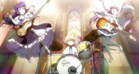 《天使の3P!》12話(最終回)感想・画像 綺麗に終わったな!小学生のバンドは最高だぜ