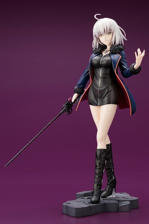 《Fate/GO》フィギュア「アヴェンジャー/ジャンヌ・ダルク〔オルタ〕 私服ver.」予約開始!「竜の魔女」の姿を緻密な造形で再現