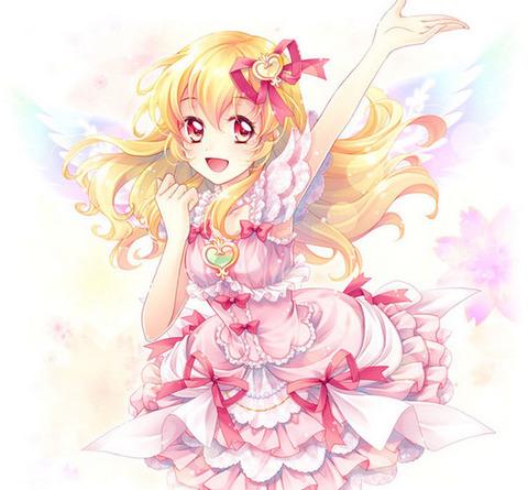 《アイカツ》の星宮いちごちゃんっていう天使の中の天使
