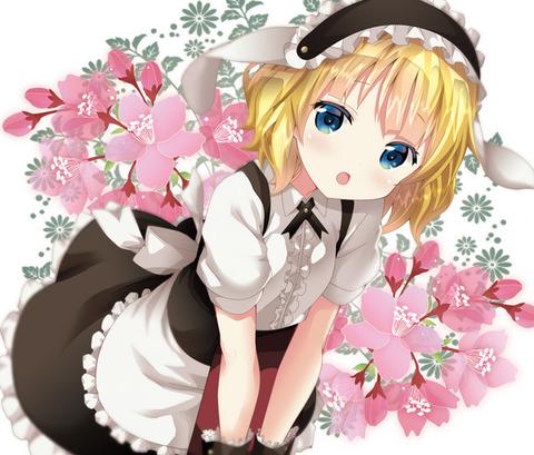 《ごちうさ》のシャロちゃんってほんと可愛すぎるほどにかわいいよな