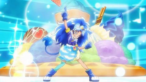 《キラキラ☆プリキュアアラモード》3話感想・画像 キュアジェラード誕生!熱いハートを持つ氷属性のライオンプリキュア
