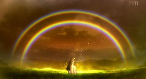 《グランクレスト戦記》24話(最終回)感想・画像 結婚式のシーン綺麗すぎ!落ち着くべき所に無事落ち着いて長い物語は終焉を迎えた