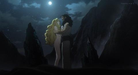 《グランクレスト戦記》9話感想・画像 男と女の関係を描いていたな