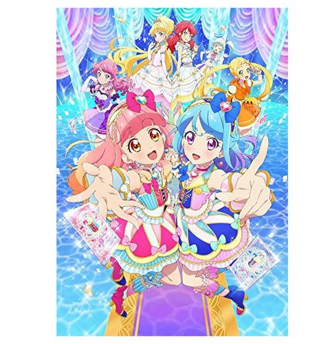アニメ「アイカツフレンズ!」BD BOX全4巻予約開始!めざせ、ダイヤモンドフレンズ