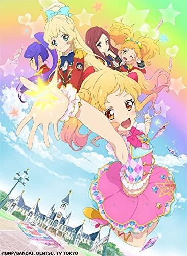 アニメ「アイカツスターズ!」5周年記念BD BOX予約開始!ディスク17枚の大ボリューム