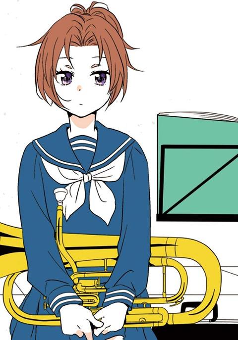 《響け!ユーフォニアム》中川夏紀視点の小説「飛び立つ君の背を見上げる」予約開始!エモさ全開の青春エンターテインメント