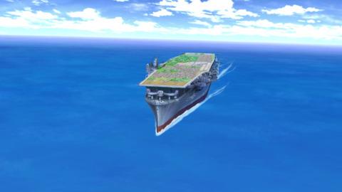 《ガルパン》って「船の上に学校」ある意味なんかあるの?