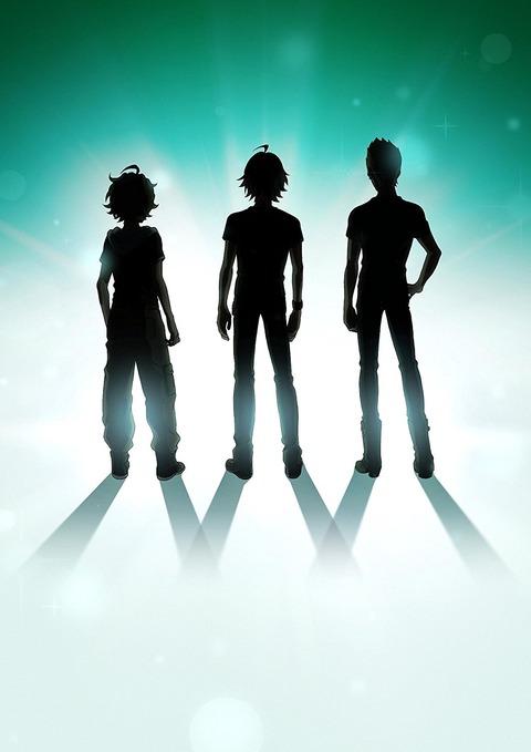 《アイドルマスター SideM Episode of Jupiter》BD&DVD予約開始!3rdライブ優先販売申込券などが付属